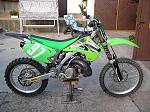 KAWASAKI KX 250 ccm, r.v 2004