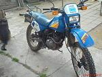 SUZUKI DR 125, 9 kW, r.v. 1986