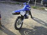 YAMAHA TT-R 125 ccm 4takt, r.v. 2001